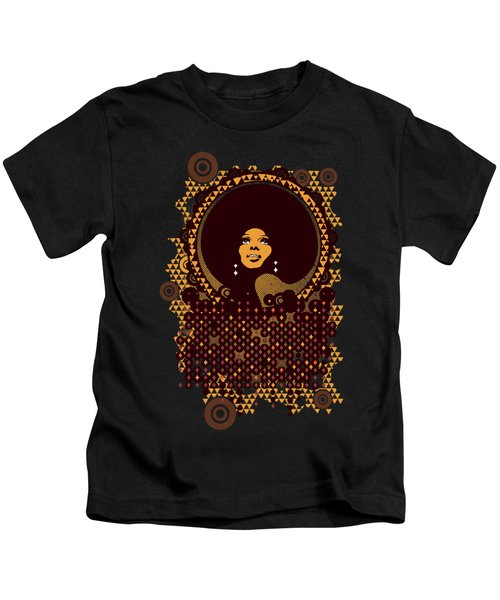 Disco Diva Kids T-Shirt
