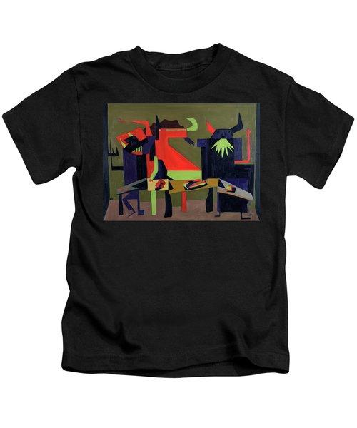 Disfeastitia Kids T-Shirt