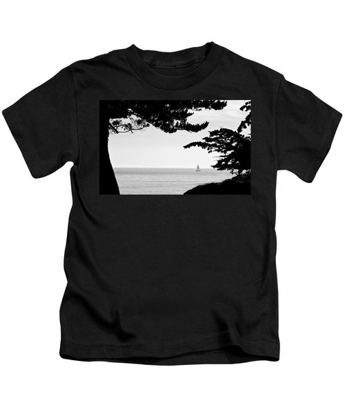 Distant Sails Kids T-Shirt
