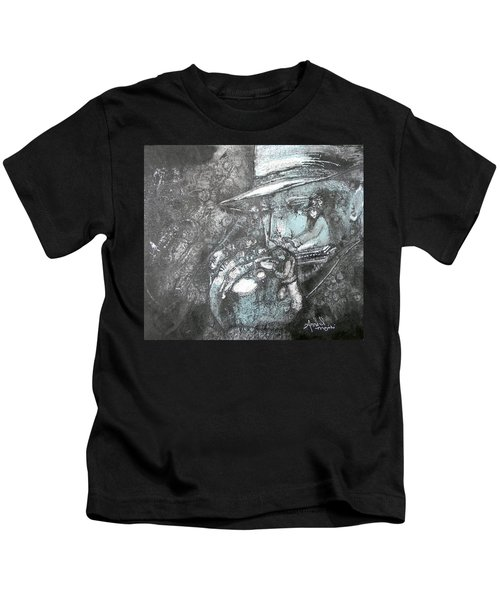 Divine Blues Kids T-Shirt