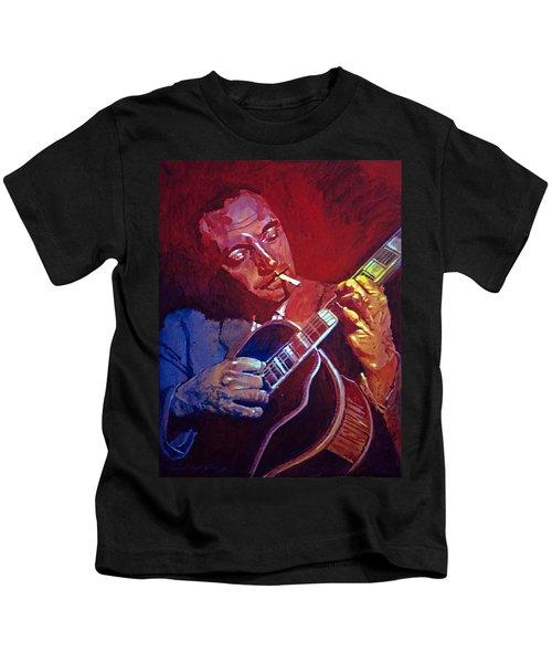 Django Sweet Lowdown Kids T-Shirt