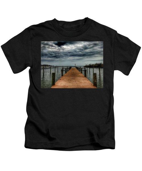 Dock Of The Bay Kids T-Shirt