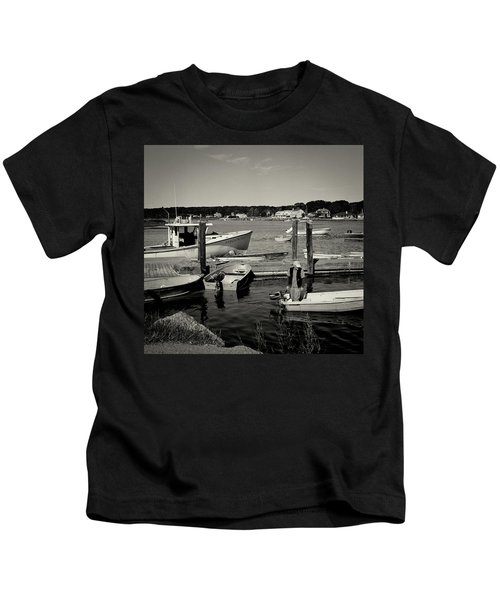 Dock Work Kids T-Shirt