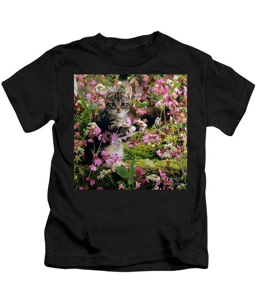 Don't Pick The Flowers Kids T-Shirt