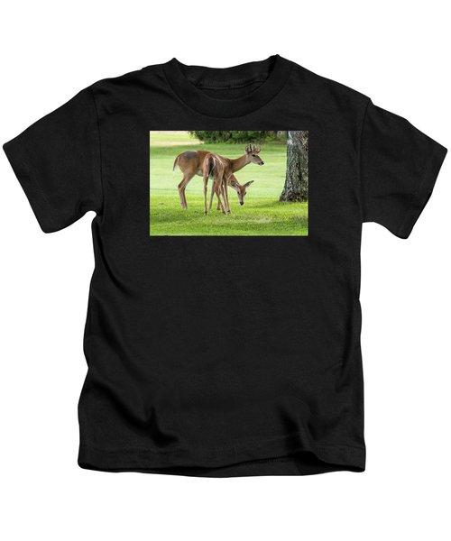 Double Deer Kids T-Shirt