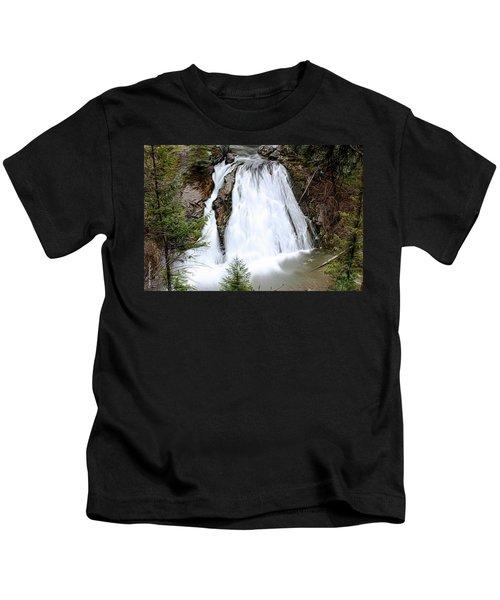 Douglas Falls  Kids T-Shirt