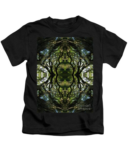 Down The Rabbit Hole Kids T-Shirt