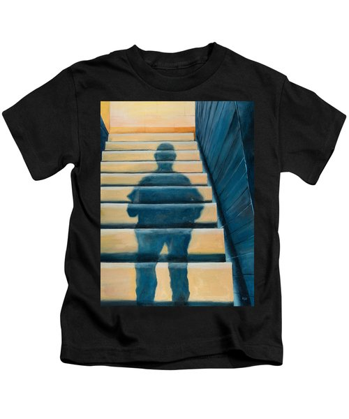 Downstairs Kids T-Shirt