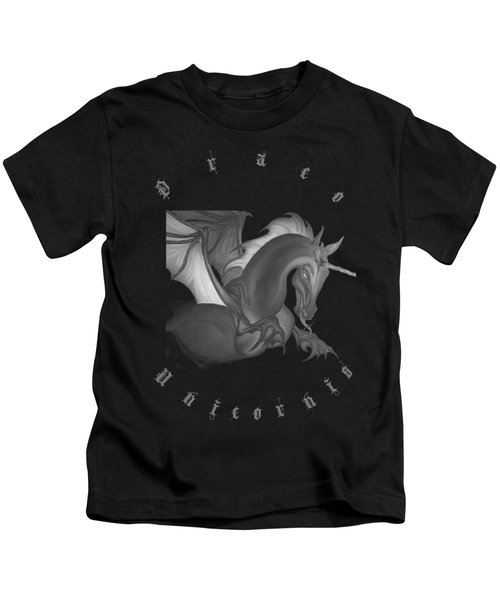 Dragon Unicorn  Kids T-Shirt