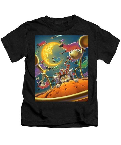 Dreamland Iv Kids T-Shirt