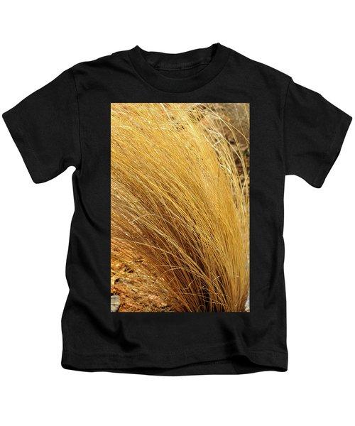 Dried Grass Kids T-Shirt