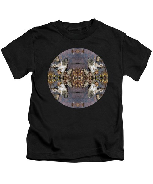 Driftwood Looking Out For Each Other Kaleidoscope Kids T-Shirt
