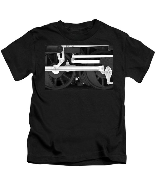 Drive Train Kids T-Shirt