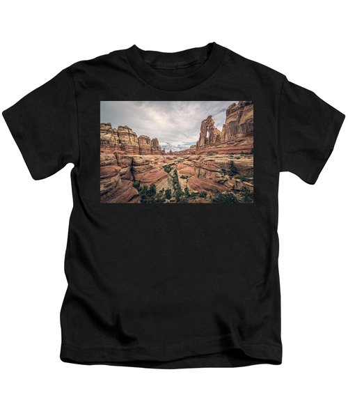 Druid Arch Kids T-Shirt