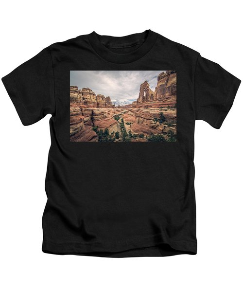Druid Arch Kids T-Shirt