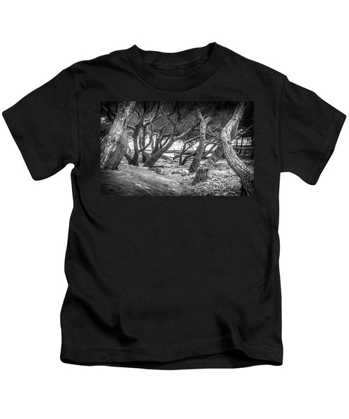 Dry Riverbed  Kids T-Shirt