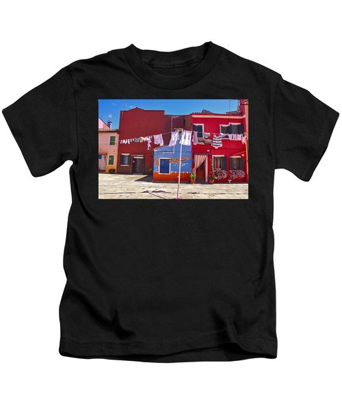Drying Time Kids T-Shirt