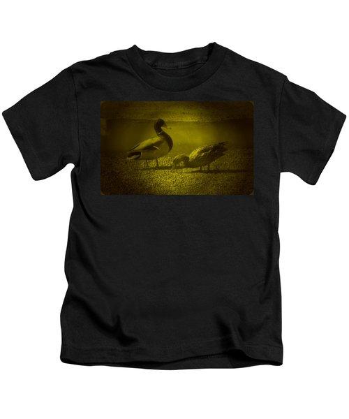 Ducks #3 Kids T-Shirt