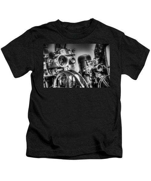 Dueling Projectors Kids T-Shirt