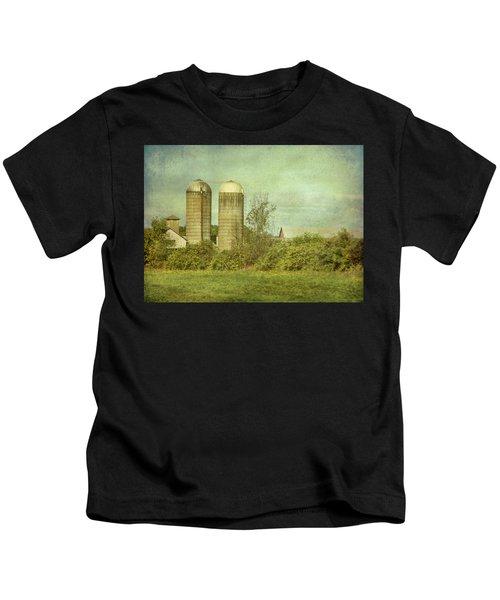 Duo Silos  Kids T-Shirt