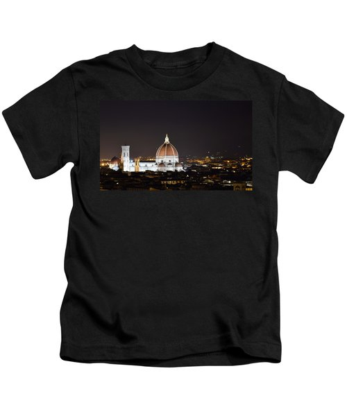 Duomo Illuminated Kids T-Shirt