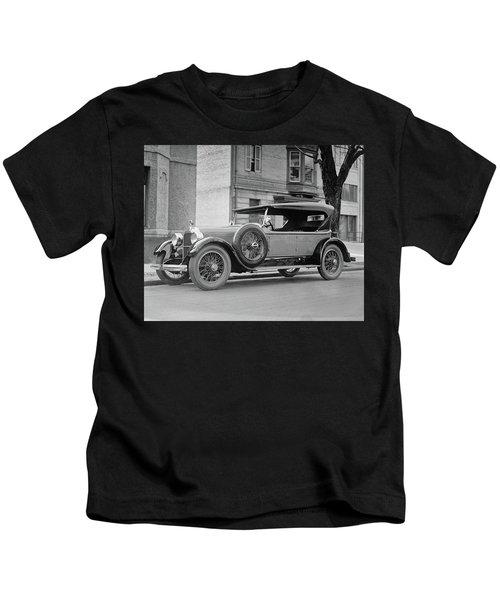 Dusenberg Car Circa 1923 Kids T-Shirt