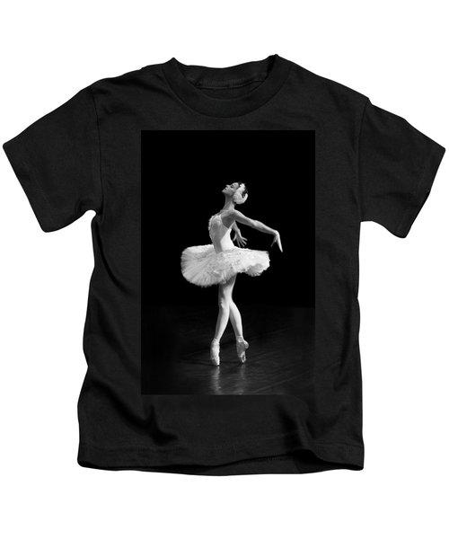 Dying Swan I Alternative Size Kids T-Shirt