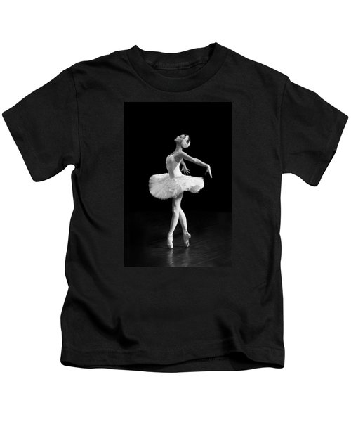 Dying Swan I Alternative Size Kids T-Shirt