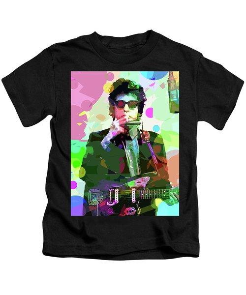 Dylan In Studio Kids T-Shirt