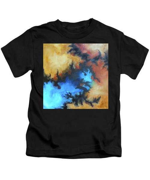 Dynasty Expressionist Painting Kids T-Shirt