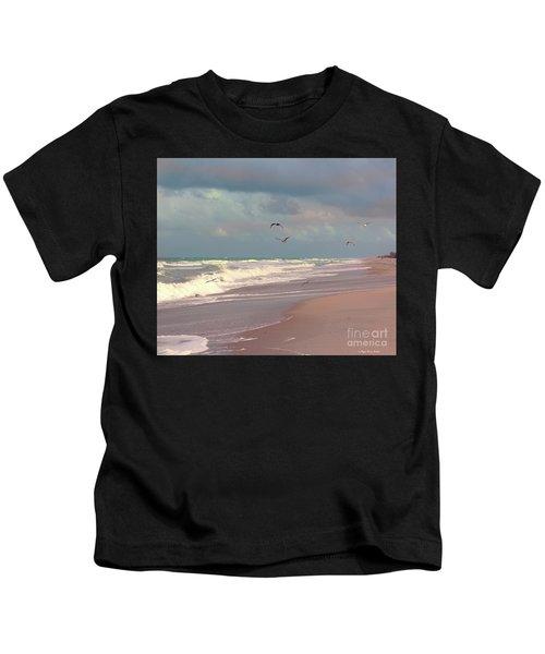 Early Evening Kids T-Shirt