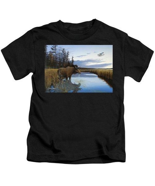 Early Flight Kids T-Shirt