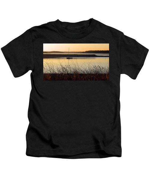 Early Morning Haze Kids T-Shirt