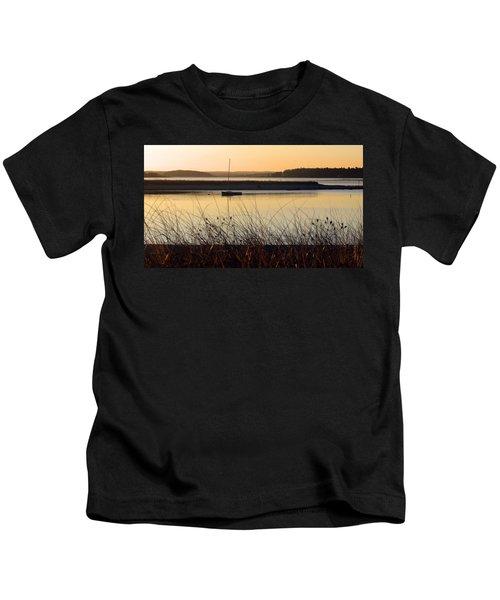 Early Morning Haze Kids T-Shirt