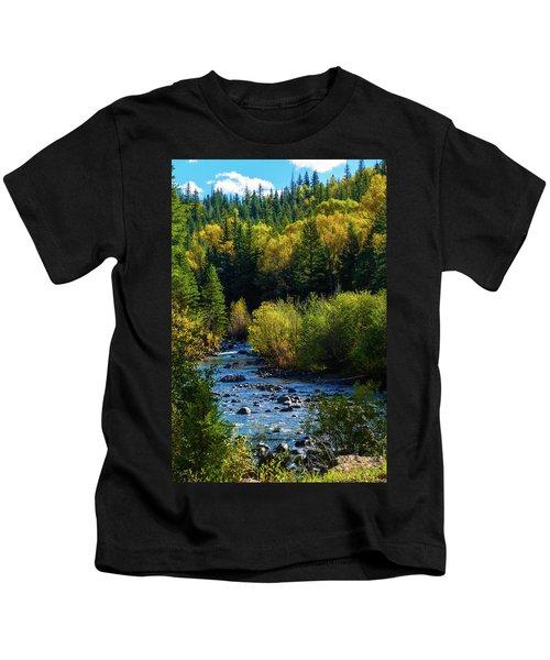 East Fork Autumn Kids T-Shirt