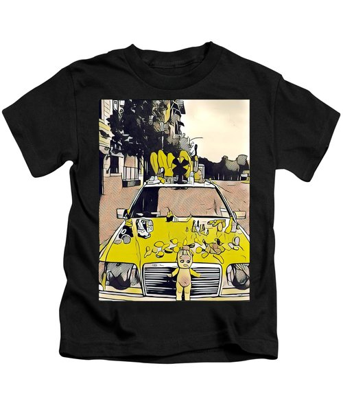 East Side Electric Kids T-Shirt