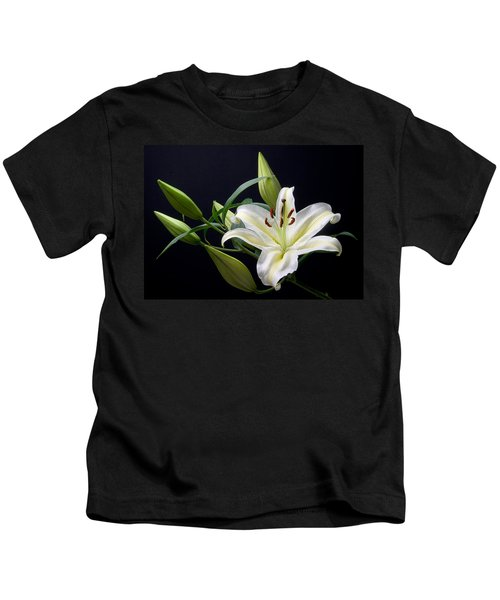Easter Lily 3 Kids T-Shirt