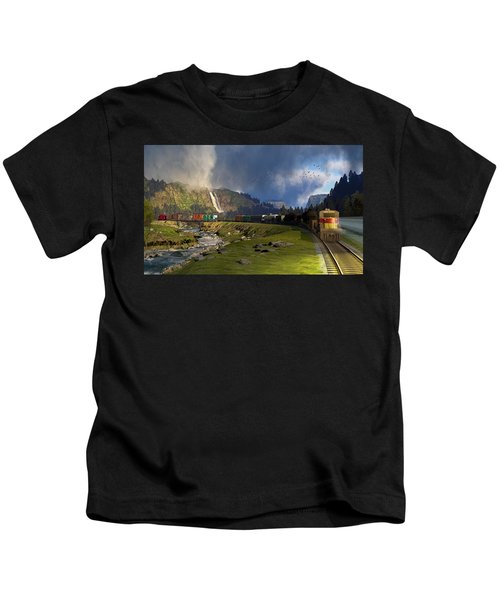 Echoes From The Caboose Kids T-Shirt