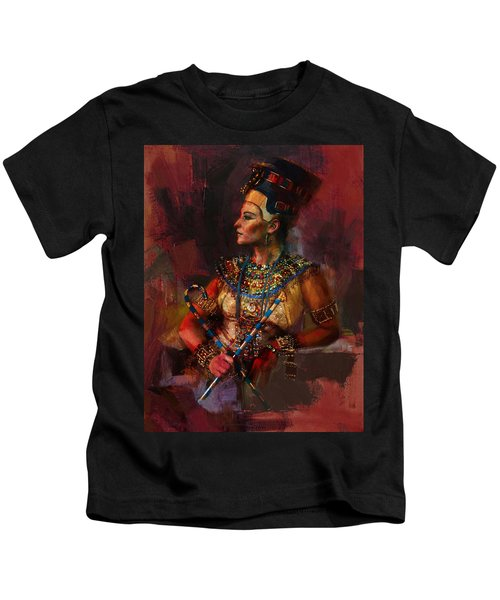 Egyptian Culture 15b Kids T-Shirt