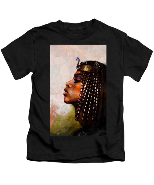 Egyptian Culture 39b Kids T-Shirt