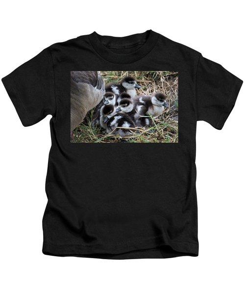 Egyptian Goose Alopochen Aegyptiacus Kids T-Shirt