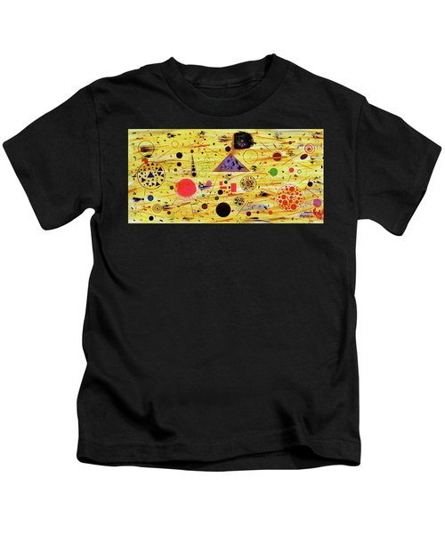 Egyptian Sunrise Kids T-Shirt
