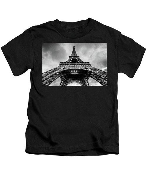 Eiffel Tower 4 Kids T-Shirt