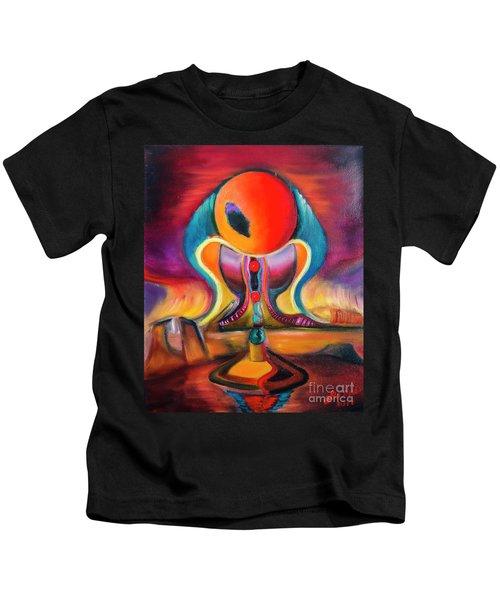 El Caliz Version 2016 Kids T-Shirt