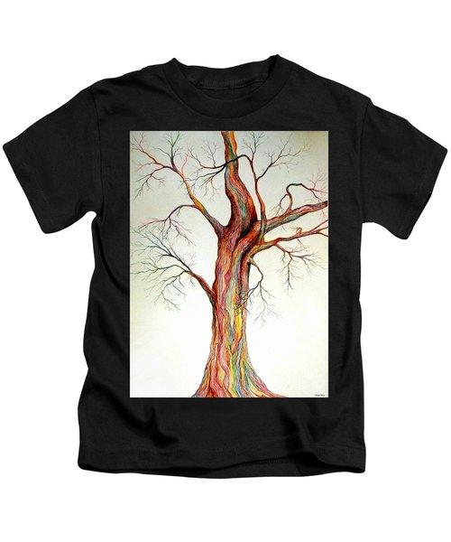 Electric Tree Kids T-Shirt