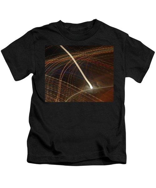 Electric Universe Kids T-Shirt