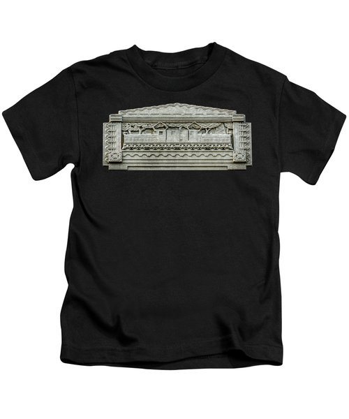 Electricity And Stone Kids T-Shirt