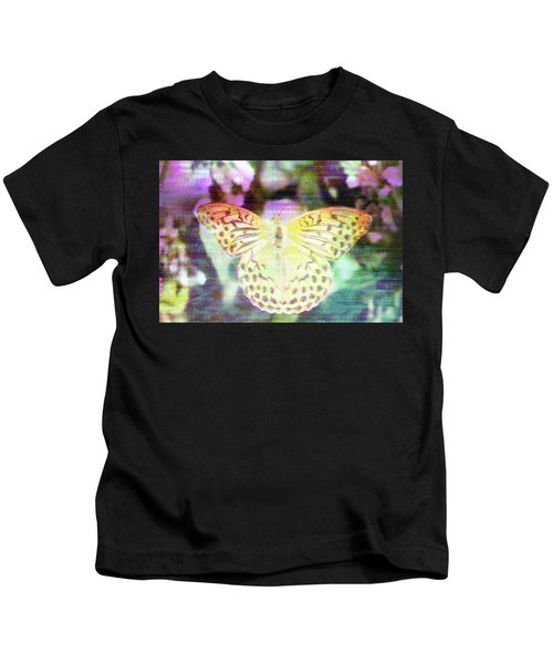 Electronic Wildlife  Kids T-Shirt