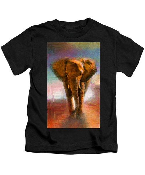Elephant 1 Kids T-Shirt