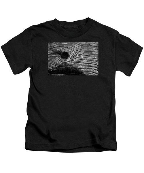 Elephant's Eye Kids T-Shirt